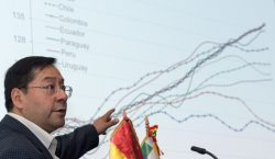 Exministro de Economía de Evo Morales sale de Bolivia rumbo…