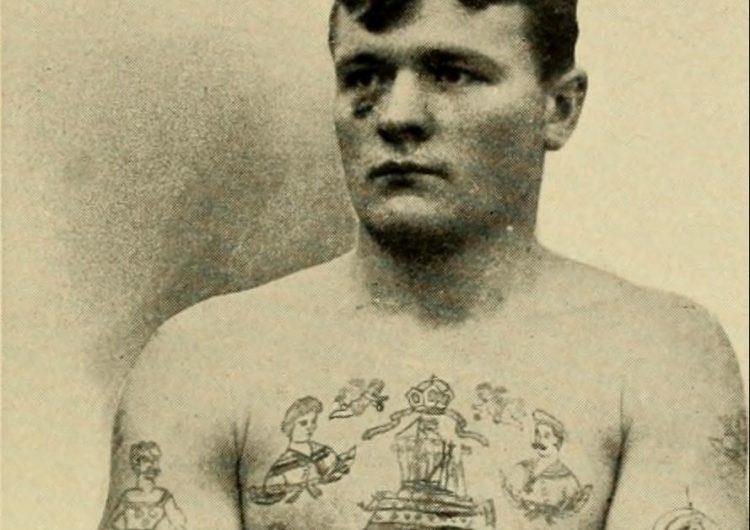 Cómo la moda por los tatuajes se extendió entre la élite social en la Inglaterra victoriana