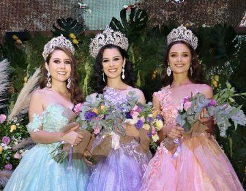Coronan a Edith como reina de la Feria Nacional de la Guayaba de Calvillo