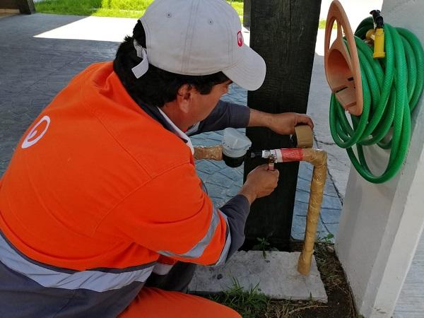 ¿Cómo proteger las tuberías de agua de las bajas temperaturas?