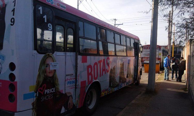 Sanciona CMOV a urbaneros por no respetar nueva tarifa