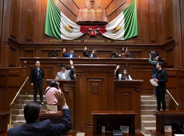 Aprueban Paquete Económico Estatal de Aguascalientes 2020 por 27 mil mdp