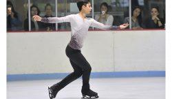 Donovan Carrillo, la promesa mexicana del patinaje para los juegos…