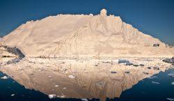 Groenlandia pierde hielo siete veces más rápido que en la década de 1990, advierten científicos