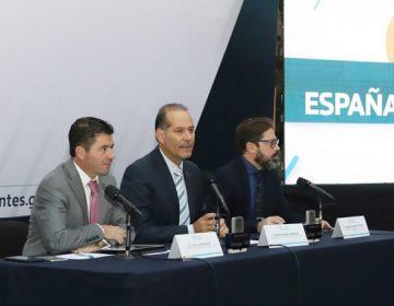 Presenta Orozco resultados de gira por España y Marruecos