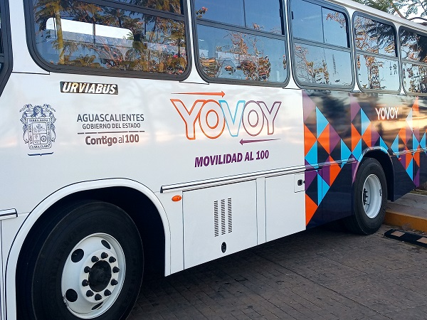 Habrá horarios especiales de camiones urbanos por fiestas decembrinas