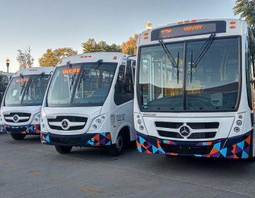 A partir del domingo, tarifa de camiones urbanos será de 9.50 pesos