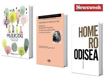 Tres clásicos de la literatura universal