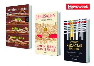 Recomendaciones literarias: Tres libros imperdibles