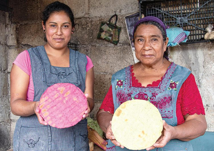 Las tostadas de Teopisca y la comunidad del maíz en Chiapas