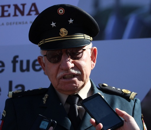Suicidios deben preocupar más que homicidios en Aguascalientes: Comandante XIV Zona Militar