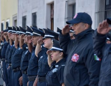 Implementan operativo de seguridad pública en Jesús María por época decembrina