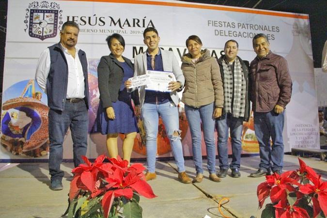 Premian el talento artístico en Jesús María