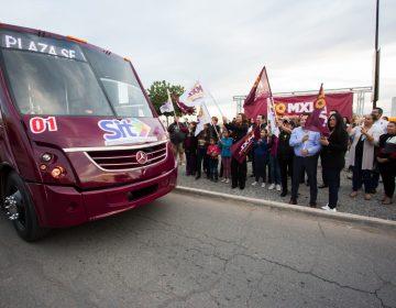 Implementan nueva ruta de transporte público para residentes de La Condesa en Mexicali