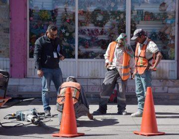 Rehabilitan infraestructura hidráulica en el centro de Jesús María