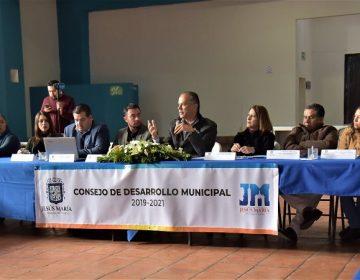 Se instaló el Consejo de Desarrollo Municipal en Jesús María