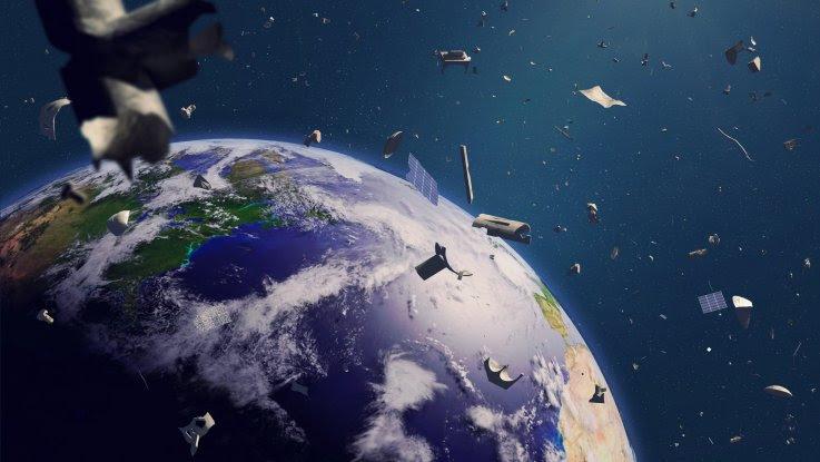 Científicos chinos utilizan rayos láser para detectar basura espacial