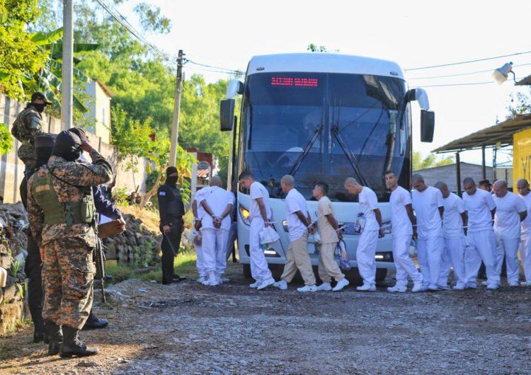 De cárcel a universidad: El Salvador traslada a reos para construir nueva sede educativa