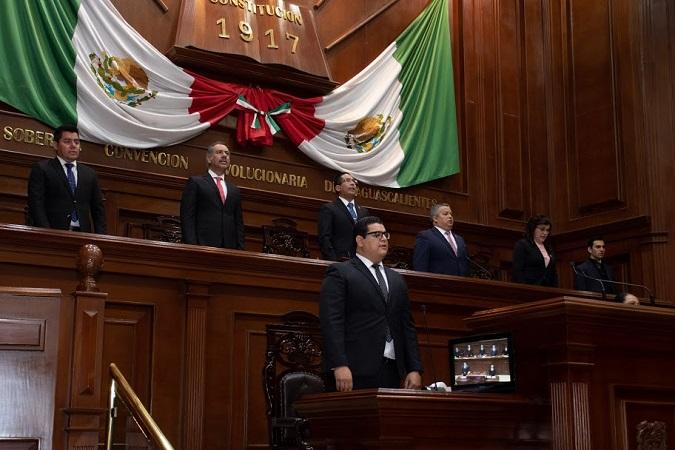 Concluyó el periodo ordinario de sesiones del Congreso Estatal