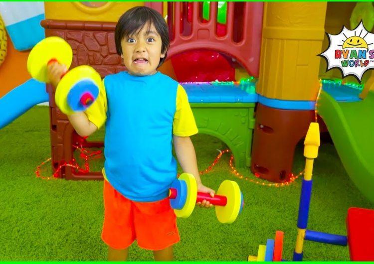 Ryan Kaji, el niño de 8 años que más gana en YouTube con 26 millones de dólares en un año