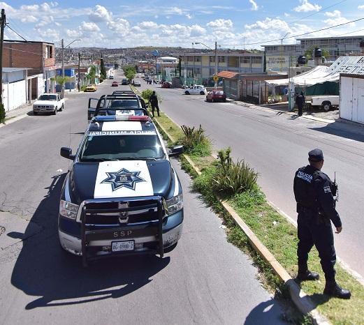 Registra Policía Municipal más de 74 mil detenciones en 2019