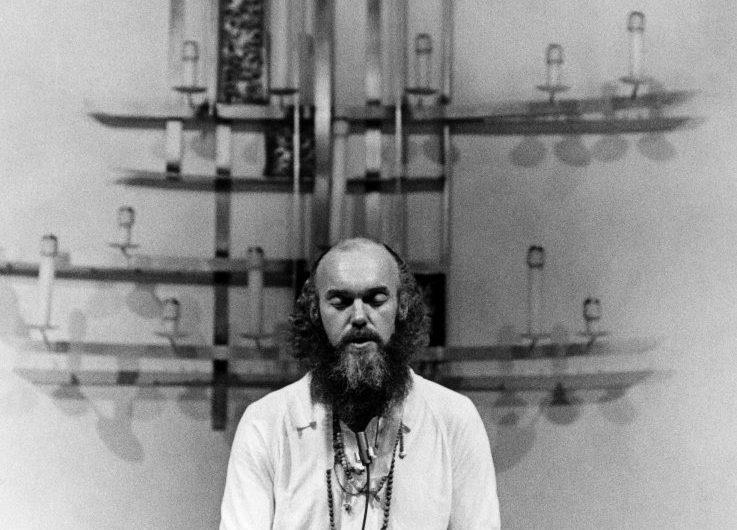 9 frases de Ram Dass, líder espiritual y pionero del LSD