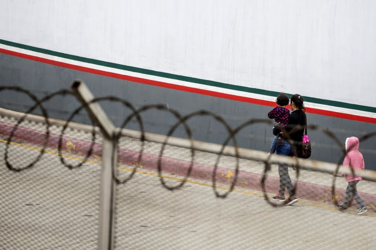 Migrante salvadoreño es asesinado en Tijuana en espera de asilo de EU