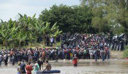 Las violaciones de los derechos humanos contra migrantes continúan en…