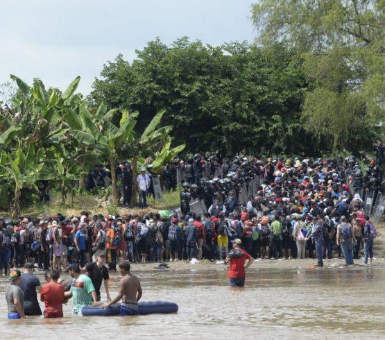 Las violaciones de los derechos humanos contra migrantes continúan en el gobierno de AMLO: HRW