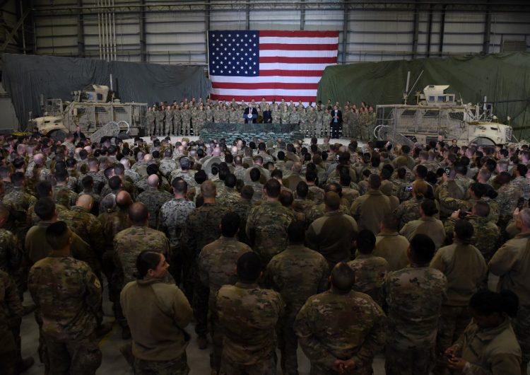 Las tropas de Estados Unidos se quedan en Irak, pero ¿cuáles se van?