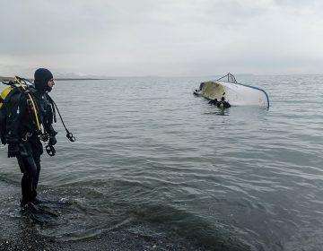 Mueren 11 migrantes, entre ellos 8 niños, en un naufragio en el mar Egeo ante costas turcas