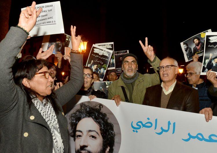 En libertad el periodista marroquí Omar Radi, detenido por un tuit