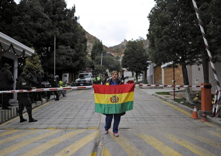 Bolivia irá a elecciones presidenciales el 3 de mayo