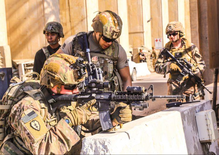 ¿Cómo podría ser la retirada militar estadounidense de Irak?