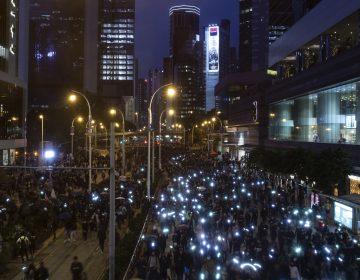 400 detenidos en las protestas de Año Nuevo en Hong Kong