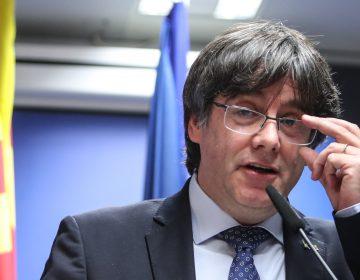 Un juez belga suspende la orden de detención contra el líder catalán Puigdemont