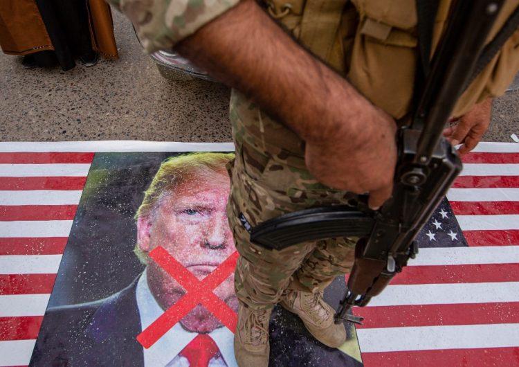 Proyectiles impactan Zona Verde de Bagdad y una base aérea que aloja soldados de EU