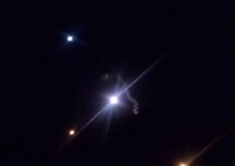 Impactan varios cohetes cerca de una base militar con tropas de EU en Irak