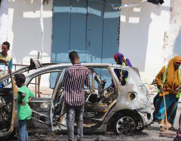 Al menos cuatro muertos y quince heridos en un atentado suicida con coche bomba en Somalia