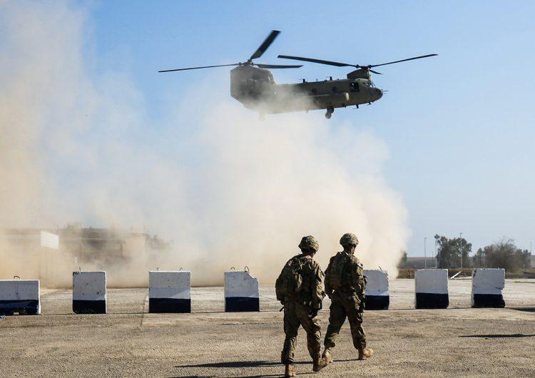 """EU rechaza pedido de Irak de """"discutir retiro de tropas"""""""