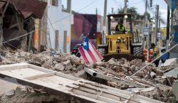 Trump declara situación de desastre en Puerto Rico afectada por…