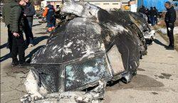 Irán admite que el avión ucraniano fue derribado por dos…