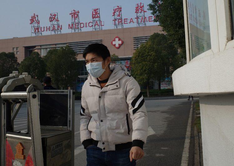 Detectan en Tailandia el primer caso de virus procedente de China que causa neumonía