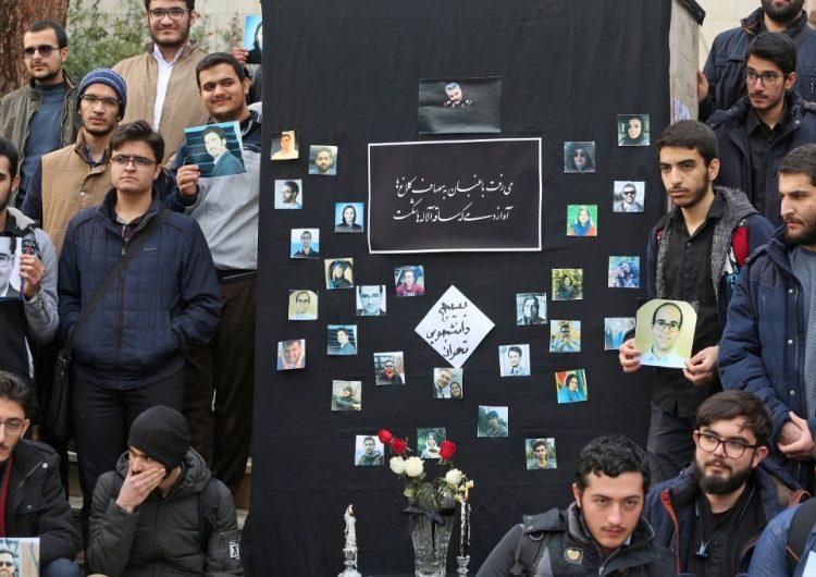 Irán enviará a Kiev las cajas negras del avión ucraniano derribado