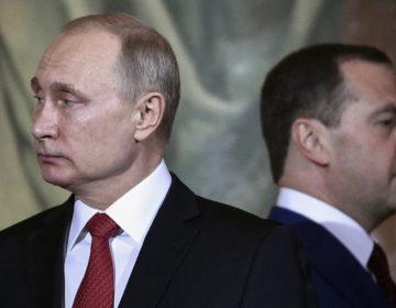 Renuncia el gobierno ruso tras anuncio de reformas constitucionales de Putin