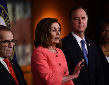 Cámara de representantes formaliza envío de artículos para el juicio político de Trump al Senado