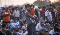 """""""Somos un país que protege migrantes"""" asegura el gobierno de…"""