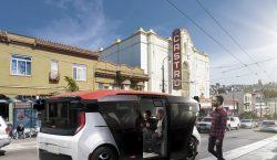 Crean autobús autónomo sin volante, pedales ni conductor que esté…