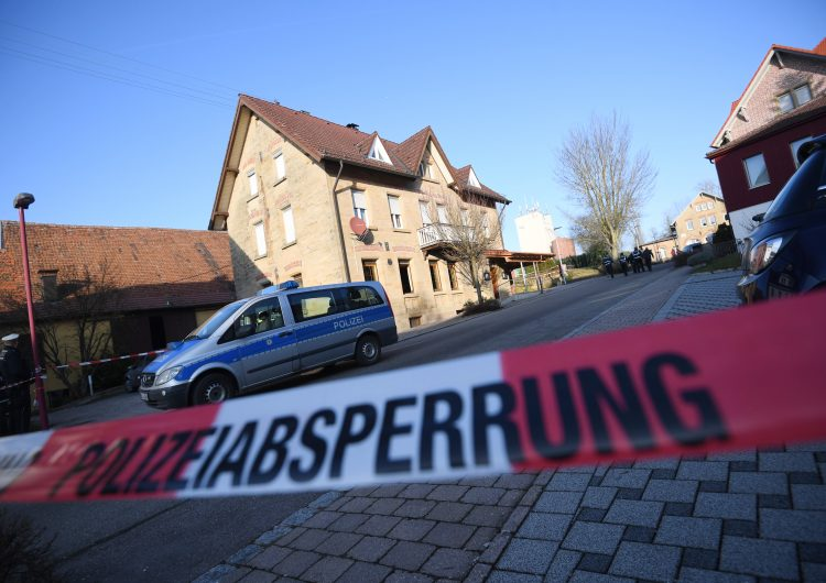 Tiroteo en Alemania deja seis muertos y varios heridos