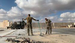 Soldados estadounidenses sufrieron conmoción cerebral por el ataque iraní